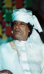 Muammar al-Quadhafi: Held der Menschenrechte 2011