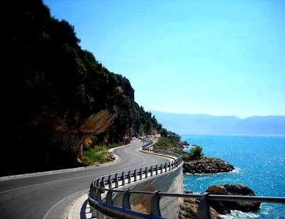 Le strade dell'Albania - Valona