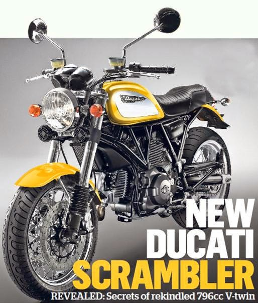 Ducati Hypermotard Yellow Engine Light