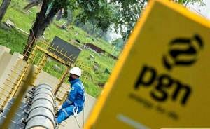 PGN Bangun Jaringan Gas