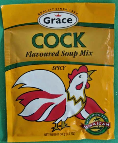 Cock Soup mix