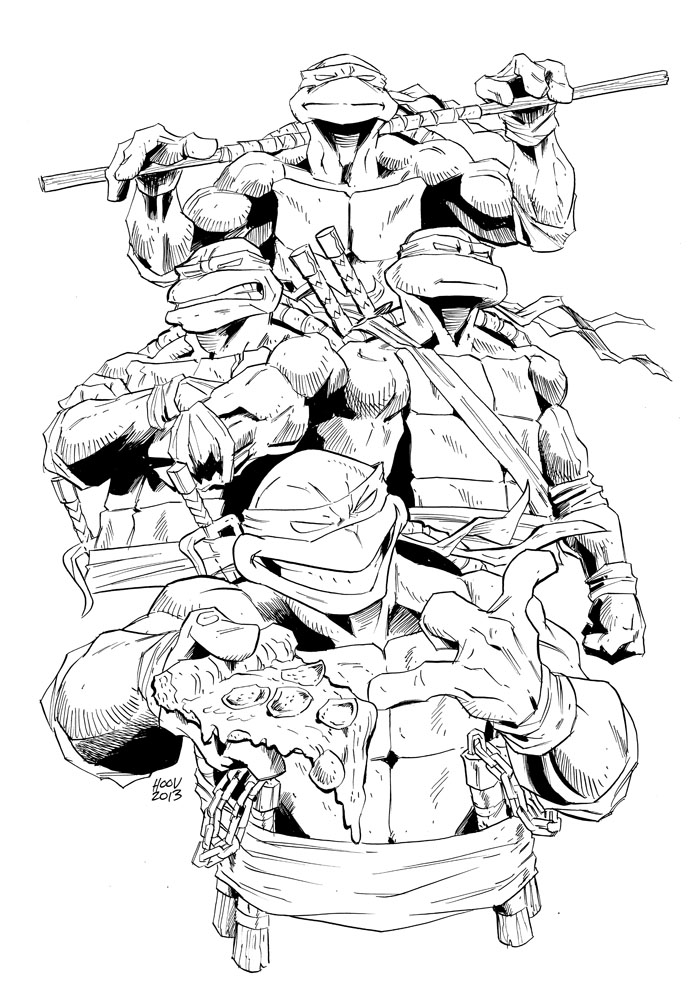 kraang coloring pages - photo#8