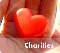 Charities Which I Support