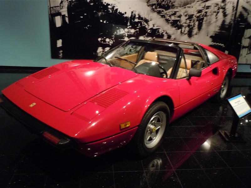 1982 Ferrari Magnum PI TV show