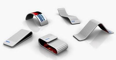 Nokia 888 Cell Phone Concept Desain Handphone Terunik Di Dunia
