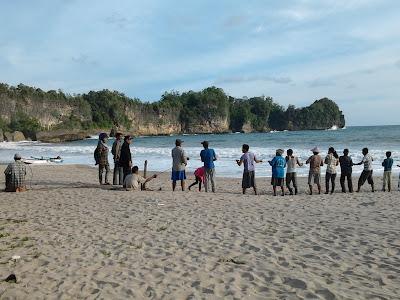 Pantai Padi Dangkal