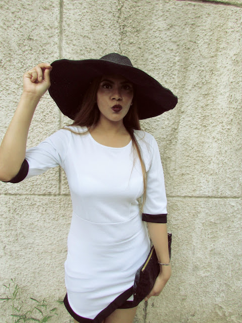 summer hat, big black summer hat, fashion, summer fashion trends 2015, indian fashion blog, Lucluc review, bodycon dress, black white dress, how to style big hat, white bodycon dress online, cheap dress online, lucluc clothing, lucluc free shipping,beauty , fashion,beauty and fashion,beauty blog, fashion blog , indian beauty blog,indian fashion blog, beauty and fashion blog, indian beauty and fashion blog, indian bloggers, indian beauty bloggers, indian fashion bloggers,indian bloggers online, top 10 indian bloggers, top indian bloggers,top 10 fashion bloggers, indian bloggers on blogspot,home remedies, how to