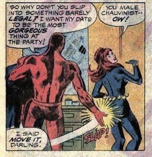 Daredevil funny image