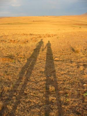 Soul Mate Search Tips - soulmate - man and woman shadow on grace floor