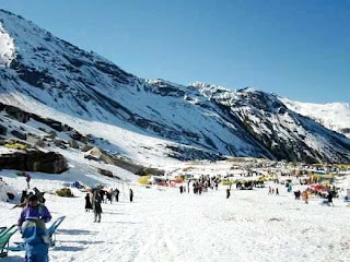 Manali (Best Honeymoon Destinations In India) 9