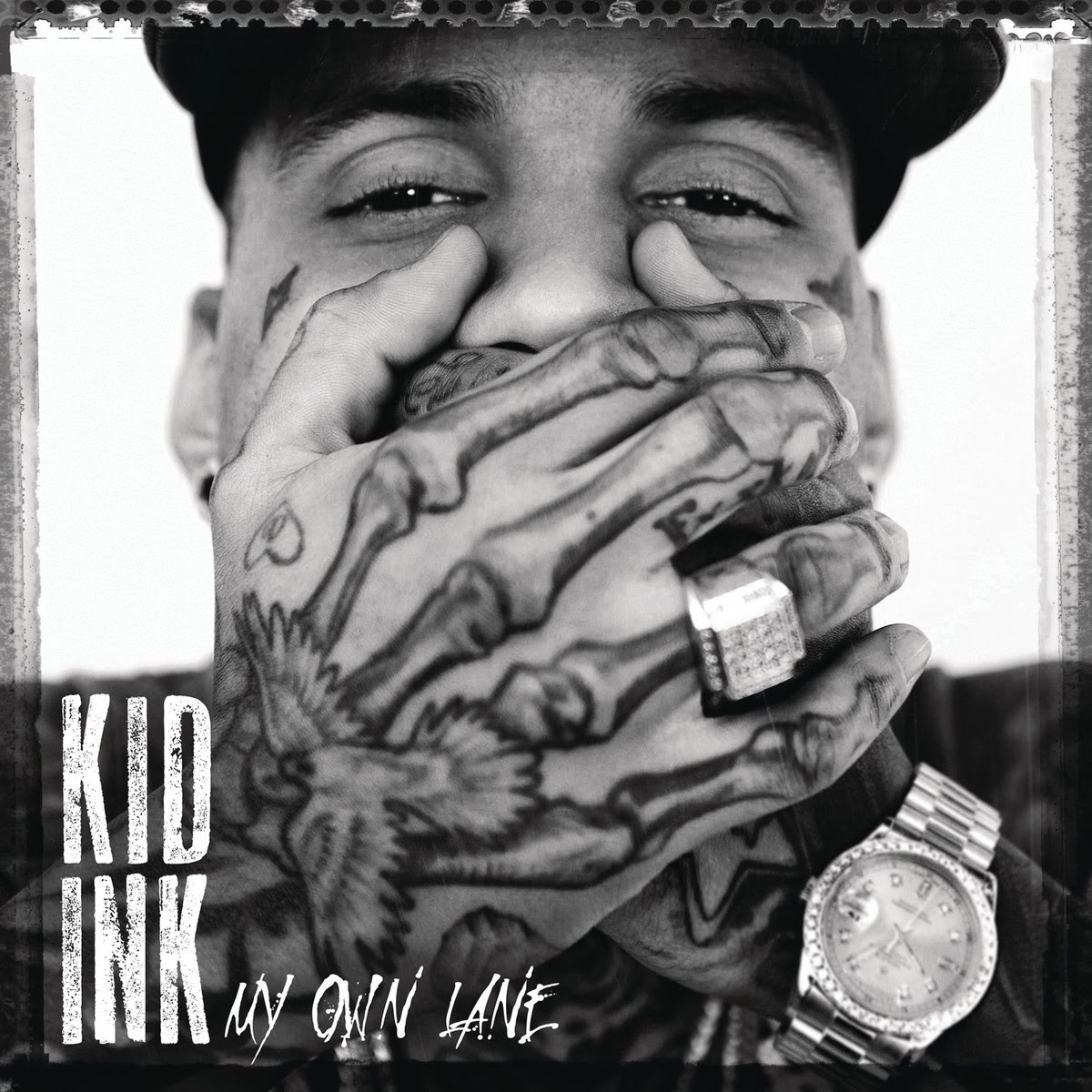 Kid Ink - My Own Lane Album Cover