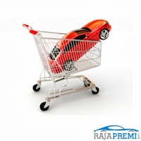 Membeli asuransi mobil seperti berbelanja, harus dipastikan dulu sebelum di letakkan di kerangjan pembelian