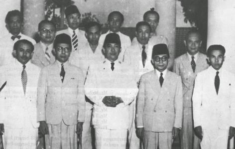 Sejarah Program-Program Kabinet Natsir,Wilopo,Ali Sastroamijoyo, Burhanuddin Harahap,  Sukiman dan Djuanda