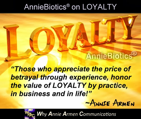 Customer Loyalty versus Customer Satisfaction | Consult with Annie Armen at WhyAnnieArmen.com