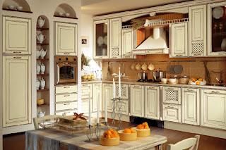 Cream Italian Kitchen