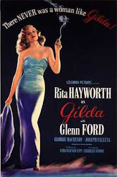 "... de mis pelis favoritas: Rita Hayworth canta ""Put the blame on mame"""