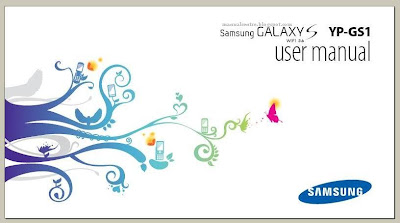 Samsung Galaxy Player 3.6 manual