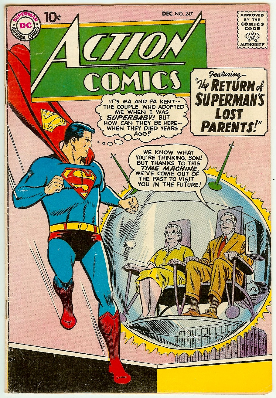 krypton single parents Krypton includes a few familiar faces and seg is visited by a seemingly single mother they're there to pay their respects for the death of seg's parents.