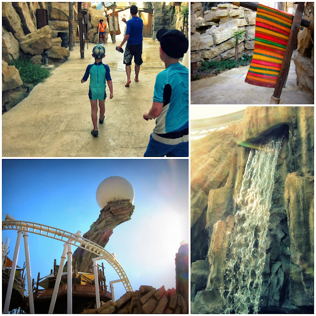 So much to see at Yas Waterworld
