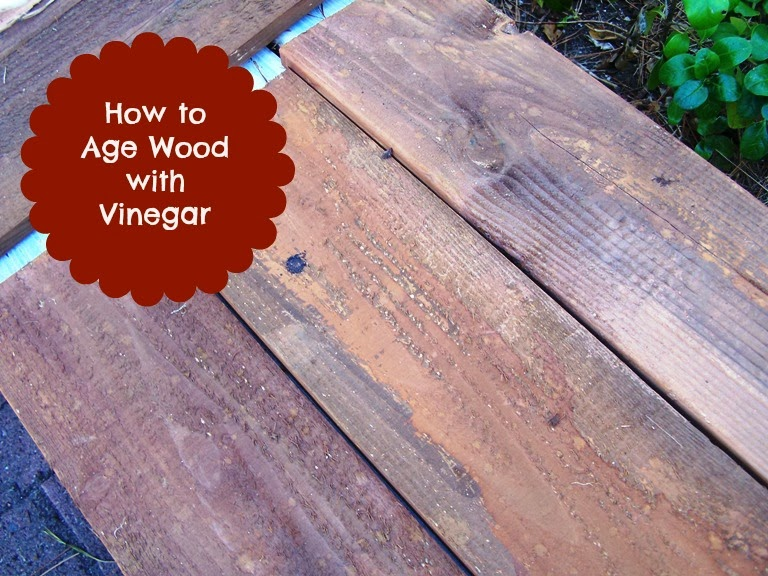 504 main by holly lefevre how to age wood with apple cider vinegar Cheap wood paint
