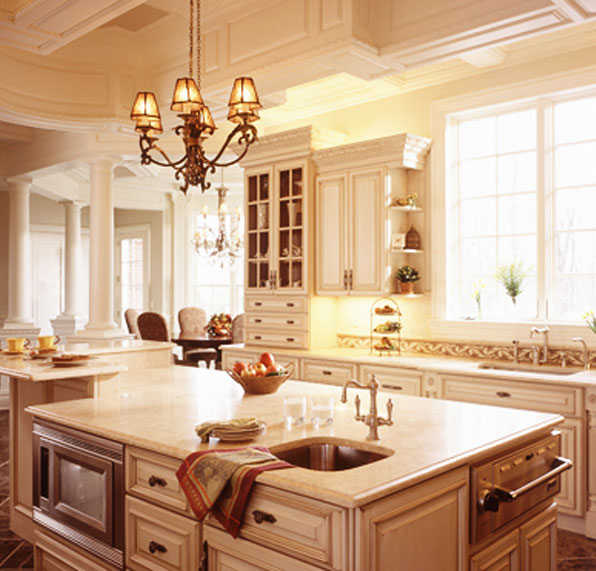 Beautiful kitchen designs gallery computer wallpaper for Beautiful kitchen designs
