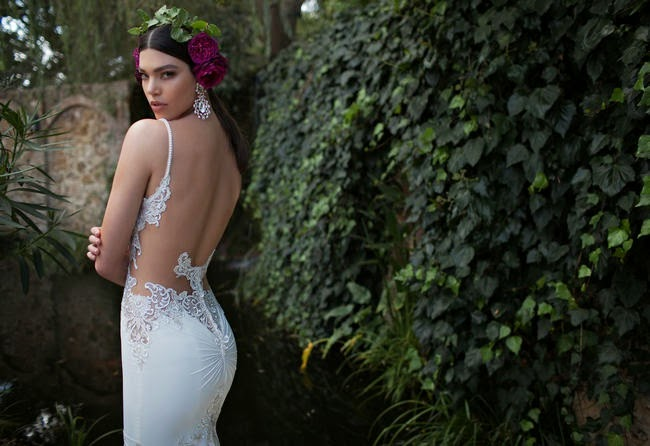 Berta Bridal Spring 2015 Wedding Dresses