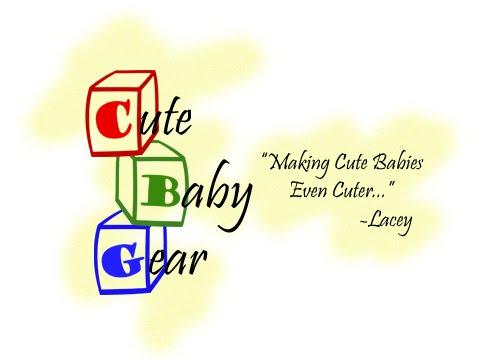 Cute Baby Gear