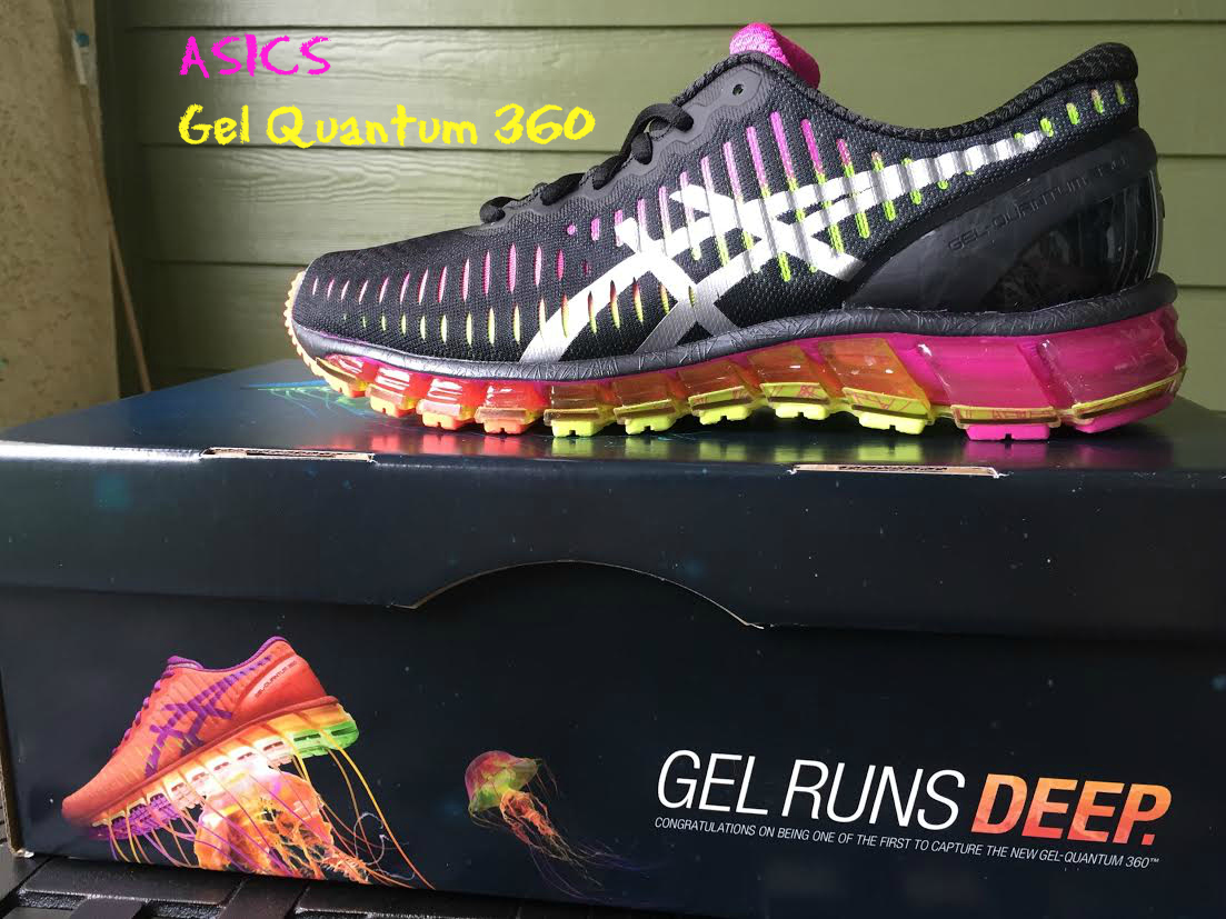 review of asics gel quantum 360