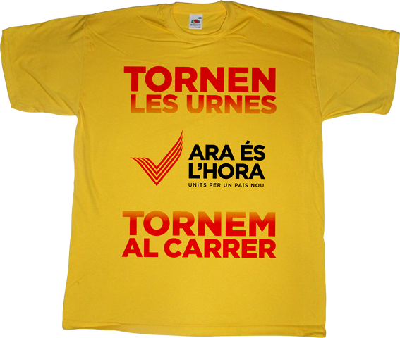assemblea nacional catalana anc omnium catalonia independence freedom t-shirt ephemeral-t-shirts