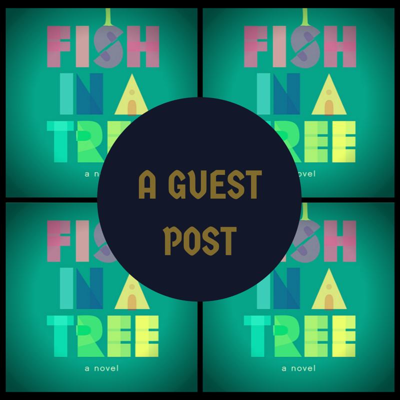 Watch connect read guest post top ten ways writing a for Fish in a tree by lynda mullaly hunt