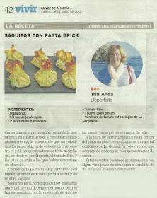 La Voz de Almería 6 de Julio 2012
