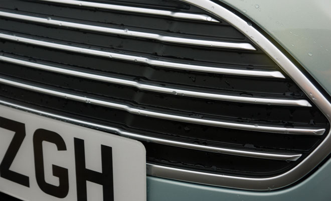 Ford Focus Electric front grille