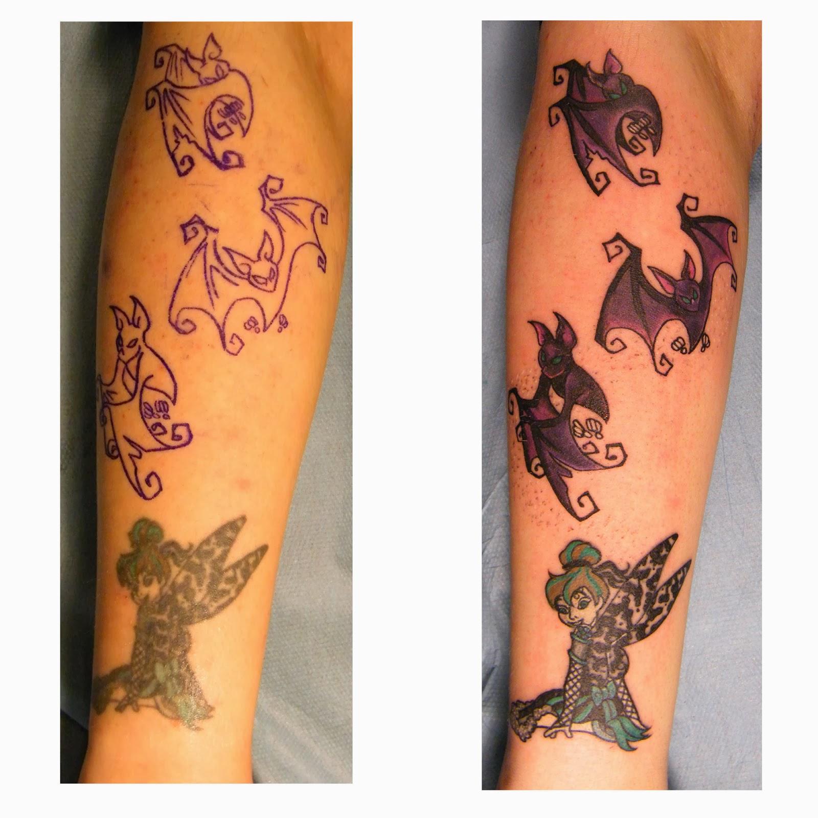 tatouage de chauve souris - La Chauve Souris Piercing & Tattoo Studio Tatoueur