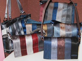 U.S.E.D. Seatbelt Bags