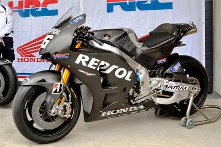 Honda Repsol Hitam