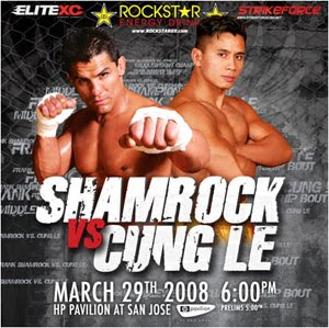 StrikeForce And Elitexc Frank Shamrock vs. Cung Le (2008)