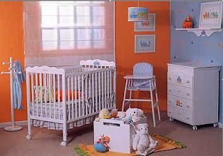 A mi manera ideas para acondicionar el cuarto del beb for Acondicionar habitacion