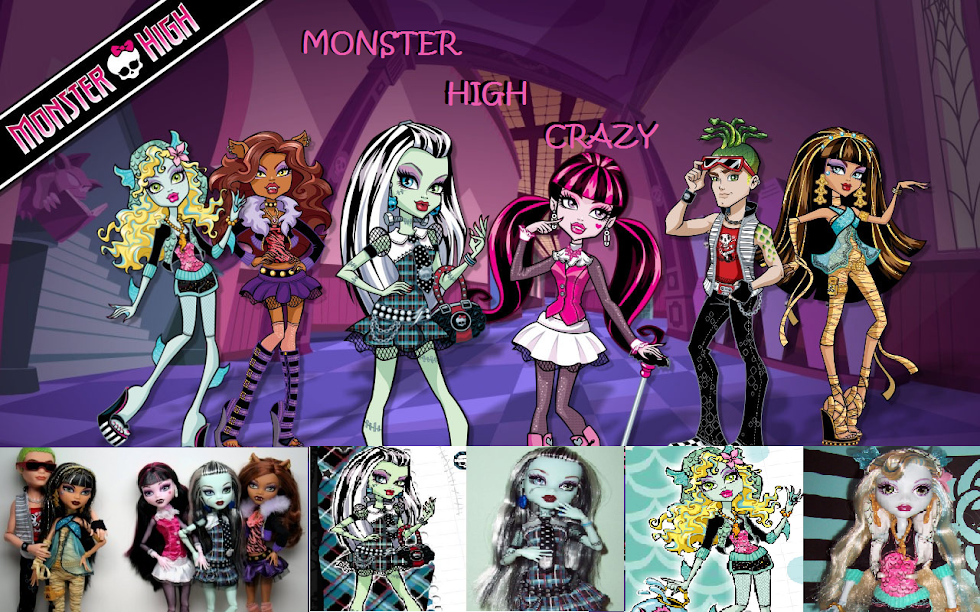 Monster High Crazy