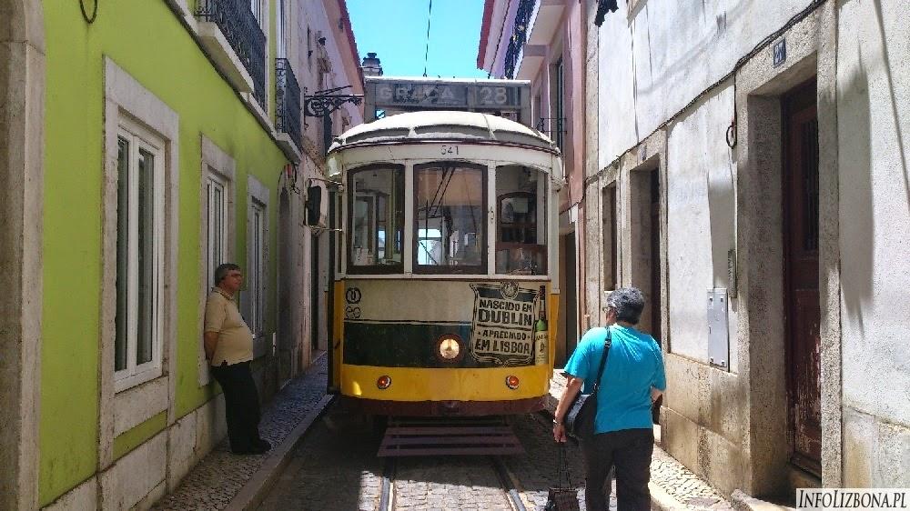 Lizbona Lisbona Portugalia Komunikacja miejska w Lizbonie oraz dojazd z/na lotnisko [Mapa]