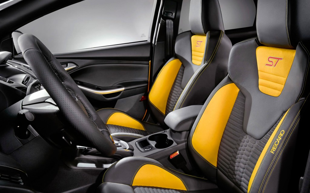 2013 Ford Focus ST concept - 2016/2020 Price and Reviews