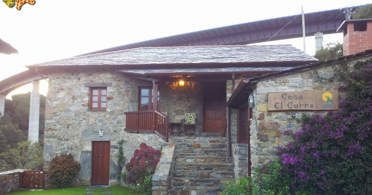 Dormir en asturias casa rural el curro vald s luarca deambulando con artabria - Casa rural luarca ...