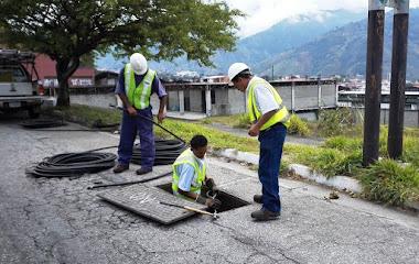 Cantv repuso servicios en sector Campo Claro de Mérida