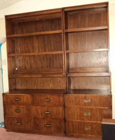 campaign dresser before their transformation