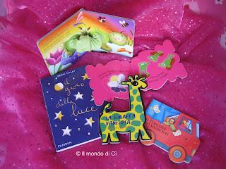 Libri plastificati e rinforzati per toddler