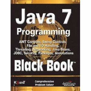 best books for learning java : java black book