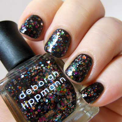 Deborah Lippmann Forget You swatch