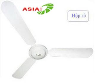 Quạt trần Asia