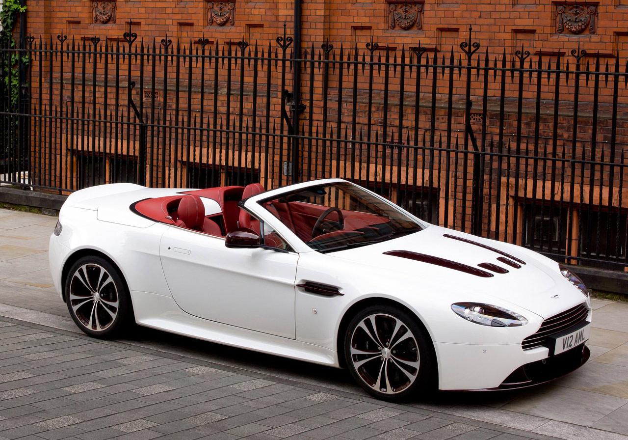 smartcars aston martin v12 vantage roadster. Black Bedroom Furniture Sets. Home Design Ideas