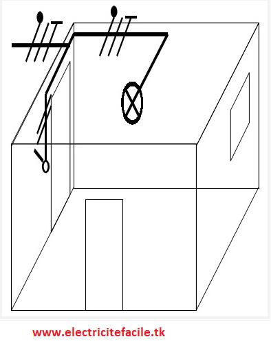 Sch ma unifilaire du simple allumage schema electrique - Schema electrique simple allumage ...