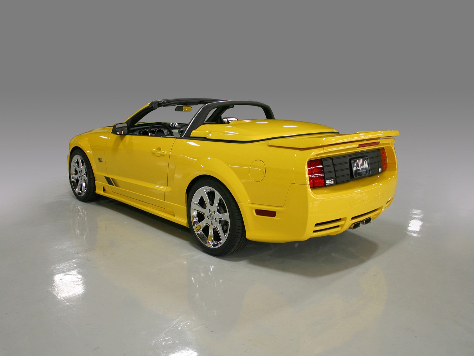 car pictures saleen ford mustang s281 speedster 2006. Black Bedroom Furniture Sets. Home Design Ideas